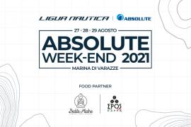 Epos Caffè e Bedda Madre Partner Ufficiali dell'Absolute Week-End 2021